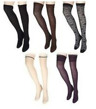Passione Milan Set of 4 Luxury Knee High Socks~A94513