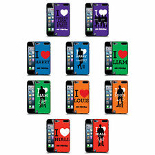 OFFICIAL ONE DIRECTION 1D ONE DIRECTION FEVER CASE FOR APPLE iPOD TOUCH MP3