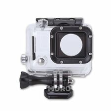 Underwater Waterproof Housing Dive Case+Lens+Bracket F Gopro HD Hero 3+ 4 3