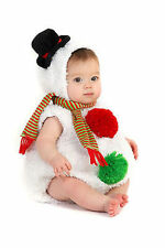 Princess Paradise Frosty The Snowman Baby Infant Toddler Child Kids Costume