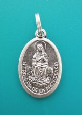 Mother Mary Our Lady of Divine Providence Medal Clip on Charm/Pendant Catholic
