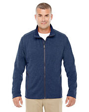 Devon & Jones D885 Men's Fairfield Herringbone Full-Zip Jacket - ALL COLORS