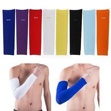 Outdoor Sports Bicycle basketball Golf Sweat Protective Arm Sleeves Skin Cover