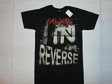 FALLING IN REVERSE NEW T-SHIRT S M L XL 2XL PUNK ROCK EMO METAL ESCAPE THE FAITH