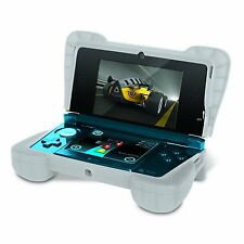 24 LOT Clear Dreamgear Comfort Grip Silicone Protective Case for Nintendo 3DS