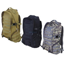 OUTDOOR TRAVEL SPORT Military Rucksack Backpack Hiking Trekking Bag Day Pack 35L