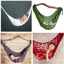 Newborn Baby Hammock Handmade Cocoon Photography Photo Prop Infant Kids NEW