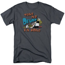 Hagar the Horrible Take Me Home Officially Licensed Adult Graphic Tee Shirt