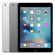 "Apple iPad Air 1 64GB 9.7"" Verizon GSM Unlocked Wi-Fi + Cellular (A1475)"
