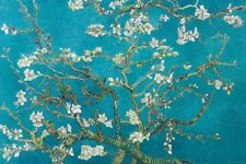 New Almond Blossom (1890) Vincent Van Gogh Poster
