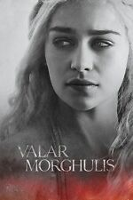 New Game Of Thrones Daenerys Targaryen Valar Morghulis GoT Poster