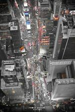 New York Times Square Lights Poster 61x91.5cm