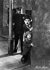 New Charlie Chaplin in The Kid Charlie Chaplin Poster