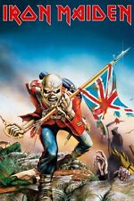 New Trooper Iron Maiden Poster