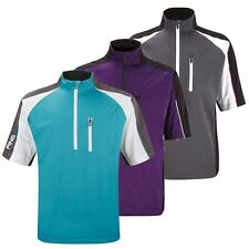 2014 Ping Collection Challenge Playing Top Waterproof Golf Jacket Short Sleeve