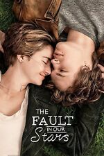 New The Fault In Our Stars Hazel & Gus Poster