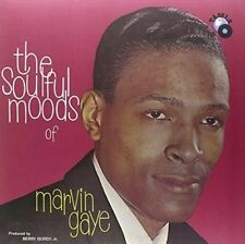 Soulful Moods of Marvin Gaye - Gaye,Marvin New & Sealed LP Free Shipping