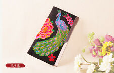 Exotic embroidered purse/clutch