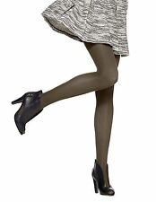 Hue Tights Opaque Tights Non Control Top Style 4689, Sizes: 1