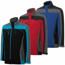 SALE Adidas Mens Climaproof Puremotion GORE-TEX Waterproof Full Zip Golf Jacket
