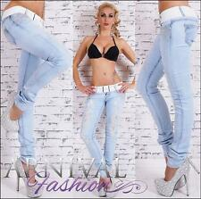 NEW BELT + SEXY LADIES BLUE JEANS skinnies online WOMEN'S DENIM JEAN HOT PANTS