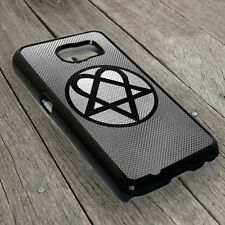 HIM Heartagram Back Cover Case For Samsung Galaxy Smart Phone