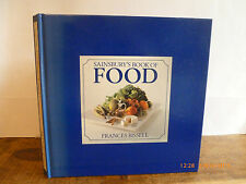SAINSBURY'S BOOK OF FOOD By Frances Bissell Hbk