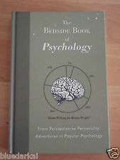 CHRISTIAN JARRET AND JOANNAH GINSBURG - THE BEDSIDE BOOK OF PSYCHOLOGY