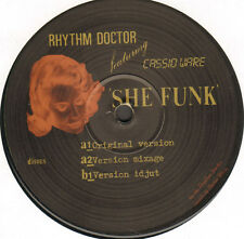 RHYTHM DOCTOR - She Funk - Feat. Cassio Ware - Discfunction