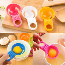 Hot Kitchen Tool Utility Egg Yolk Separator Divider Kitchen Ware Accessary Tools