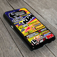 MX Riders Stickerbomb Back Cover Case For Samsung Galaxy Smart Phone