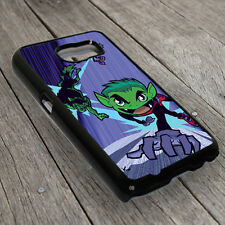 Teen Titans Go Beast Boy Back Cover Case For Samsung Galaxy Smart Phone