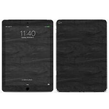 Black Woodgrain Skin For iPad Retina Air Pro 2 3 4 Vinyl Sticker Decal Cover