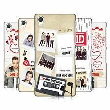 CUSTOM PERSONALIZED ONE DIRECTION 1D CRAZY OVER YOU HARD CASE FOR SONY PHONES 2