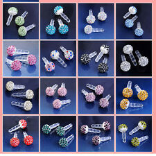 3.5mm Bling Crystal Earphone Jack Anti Dust Plug Earphone Cap Stopper For Phone