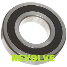 6200 to 6208 2RS Rubber Sealed Bearings - Choose Size - 6200RS - 6208RS