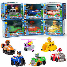 XMAS PAW PATROL COMPLETE SET 6 Racer Pups Choice of Characters One Supplied GIFT