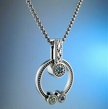 Mothers Birthstone Necklace - Family Jewelry - Handmade to Order!