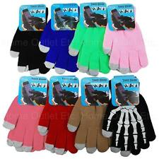 Magic Smartphone Touch Screen Gloves iPhone Tablet Texting Winter Knit Stretch W