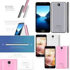 "Blackview BV2000 Android 5.1 5"" 4G LTE Smartphone 1GB+8GB 8MP Quad Core HD TR0G"