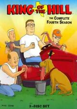 KING OF THE HILL - SEASON 4 [USED DVD]