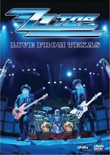 ZZ TOP - LIVE FROM TEXAS [USED DVD]