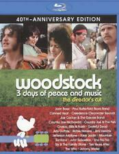 WOODSTOCK: THREE DAYS OF PEACE & MUSIC [USED BLU-RAY]