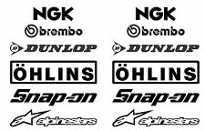 Yamaha Motorcycle Decals#!