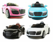 Audi Style 12v Electric Ride on Kids Toy Car with Remote Control