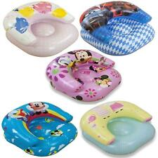 DISNEY CHILDRENS KIDS INFLATABLE CUSHION MOON CHAIR SOFA BEDROOM PLAYROOM SEAT