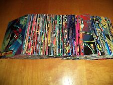 1994 Amazing Spider-Man 1st Edition Cards 128 129 130 131 132 133 134 135 136