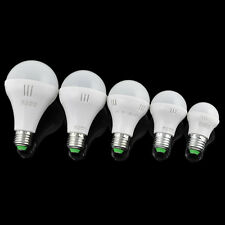 E27 Energy Saving LED Bulb Light Lamp 3W 5W 7W 9W 12W Cool / Warm White 110/220V