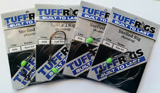 TUFF RIGS - SNELLED RUNNING SNAPPER MULLOWAY FISHING RIG WITH GAMAKATSU HOOKS