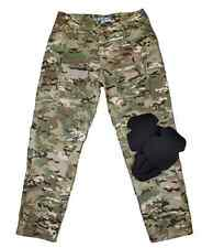 TMC Multicam Tactical Military Combat 3G Field Pants with Pads airsoft paintball